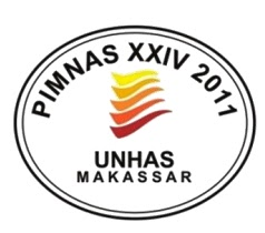 Logo dan maskot Pimnas 24