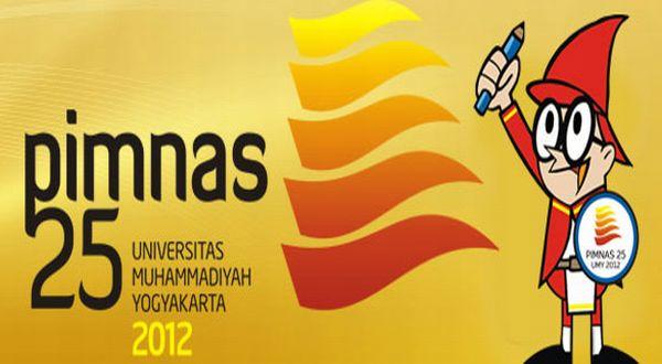 Logo dan maskot Pimnas 25