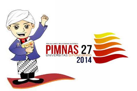 Logo dan maskot Pimnas 27