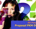 Lolos Proposal PKM