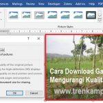 Cara download gambar tanpa mengurangi kualitas