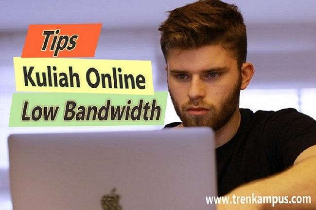 Tips kuliah online