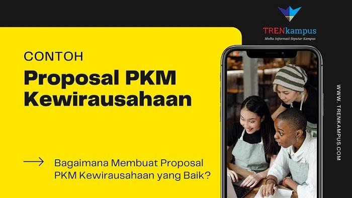 Proposal PKM Kewirausahaan